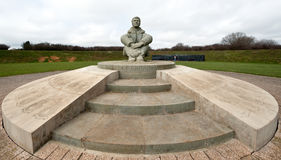 Battle of britain memorial Stock Photo