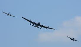 Battle of Britain Memorial Flight (BBMF) Royalty Free Stock Photos