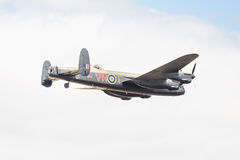 Battle of Britain Memorial Flight. The Battle of Britain Memorial Flight BBMF is a Royal Air Force flight which provides an aerial display group usually Stock Images