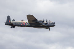 Battle of Britain Memorial Flight Stock Photo