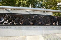 Battle of Britain Memorial - London - UK Royalty Free Stock Photos