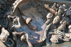 Battle of Britain Memorial - London - UK Stock Image