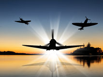 Battle of Britain Royalty Free Stock Image