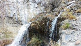 Battle Creek supérieur tombe l'Utah photographie stock libre de droits