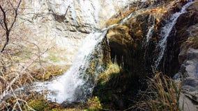 Battle Creek superiore cade l'Utah fotografia stock libera da diritti