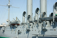 Battle-cruiser 02 Royalty Free Stock Photos