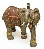 Battle elephant2 Royalty Free Stock Photography