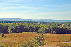 Battle Of Gettysburg:  Second Day Royalty Free Stock Photo