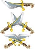 Battle Knife Royalty Free Stock Photos