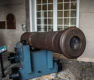 Battle of New Orleans Canon Stock Photo