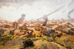 Battle Of Kursk Royalty Free Stock Photography