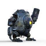 Battle robot Stock Photography