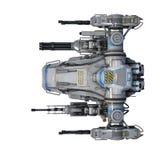 Battle robot Stock Photos
