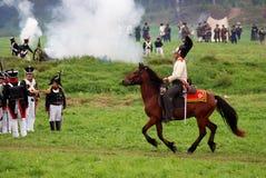 Battle scene Royalty Free Stock Photography