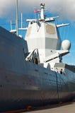 Battle ship Royalty Free Stock Photography