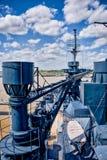 Battle Ship Texas. National Monument Houston royalty free stock photos