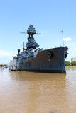 Battle Ship  Royalty Free Stock Images