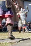 Battle sword Royalty Free Stock Photography