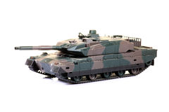 Battle tank Royalty Free Stock Image