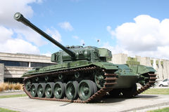 Battle tank - Centurion Royalty Free Stock Photo