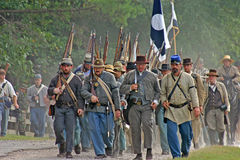 Battle of Tunnel Hill GA Stock Photos