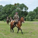 Battle of Warsaw Royalty Free Stock Image