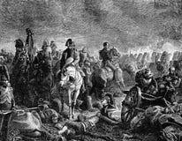 Battle of Waterloo Stock Image