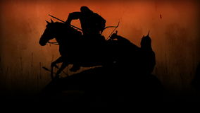 Battlefield stock video footage