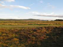 Battlefield of Culloden Moor Inverness, Scotland Royalty Free Stock Image