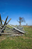 Battlefield Fencing Stock Images