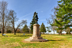 Battlefield - Fredericksburg, Virginia Royalty Free Stock Photography