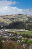 Battlefield Of Stirling And Abbey Craig, Scotland Stock Images
