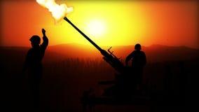 Battlefield V3 stock video footage