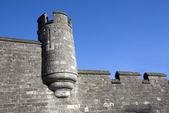 Battlement Royalty Free Stock Images
