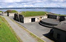 battlementsjösida Arkivbild