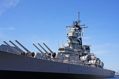 Battleship Royalty Free Stock Photos