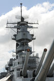 Battleship Missouri Royalty Free Stock Photos