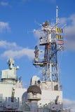 Battleship Royalty Free Stock Photos