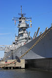 Battleship Royalty Free Stock Image