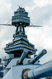 The Battleship Texas Royalty Free Stock Photo