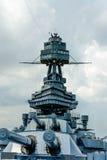 The Battleship Texas Stock Image