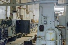 The Battleship Texas Stock Photography