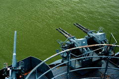 The Battleship Texas Royalty Free Stock Image