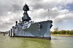 The Battleship Stock Photo