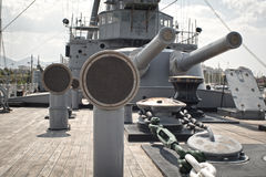 Battleship Stock Photography