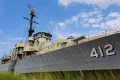 Battleships Stock Photo