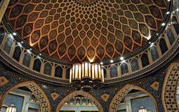 Battuta alameda-Dubai Imágenes de archivo libres de regalías