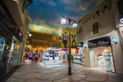 Battuta centrum handlowe jest pięknym supermarketem w Dubaj fotografia stock