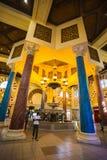 Battuta Mall is the most beautiful supermarket in Dubai Royalty Free Stock Photography