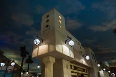 Battuta Mall is the most beautiful supermarket in Dubai Stock Image